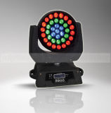 37PCS X 9W 3-in-1 LED Wash Moving Head Light