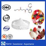 99.8% Purity Additive Bulk Powder Sweetener Factory Price Aspartame