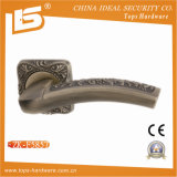 Zinc Alloy Door Handle with Rose (ZK-F5857)