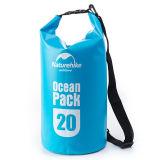 Customized Logo Outdoor Sports 20L Waterproof Barrel Ocean Pack (YKY7251-5)