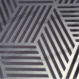 410 Stainless Steel Etched Sheet for Decoration Materials