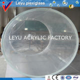 Elliptical Shape Acrylic Tank