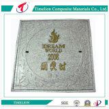 "12"" Sewage Square Composite Manhole Cover"