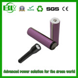 18650 3.7V 2200mAh Li-ion Rechargeable Cylindrical Battery Cell for Flashlight