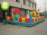 Amusement Inflatable Castle with Competitive Price (A206)