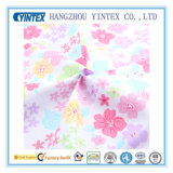 High Quality Pink Floral100% Cotton Fabric for Bags/Clothes/Curtains