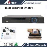 Embedded Linux 16channel HD Cvi 1080P 16CH H 264 DVR