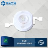 515-525nm 100-120lm 1W Green LED Chip
