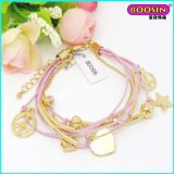 2015 New Custom Jewelry Fashion Charm Bracelet for Women