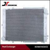 Oil Cooler for Engineering Machinery for Daewoo