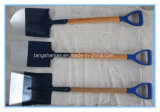 High Quality Wooden Handle Shovel for Farming Using