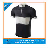 Classic Short Sleeve High Wicking Cycling Jersey for Men