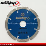 D125mm Diamond Circular Saw Blade for Granite and Marble Cutting