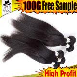100% Unprocessed Dark Roots Human Hair Blonde Wigs