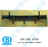 KIA Rio 2005 Rear Bumper Support Manufacturer of Auto Body Parts From China