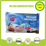 Factory Diaposable Skin Care Baby Wet Wipes