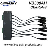 8CH CCTV HD-Ahd/Cvi/Tvi UTP Video Balun (VB308AH)