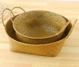 (BC-ST1051) Good-Looking Durable Straw Basket