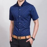 New Pattern and Good Quality Men′s Shirts