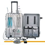 Portable Dental Unit with Scaler & Light Cure