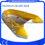 Ce Approval 10FT Aluminum Rib Dinghy for Sale