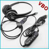 Binaural USB Headset for Call Center