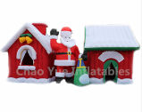 2015 New Hot Sale Christmas House Inflatable for Christmas Decoration
