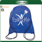 210d Polyester Eco Friendly Drawstring Bag for Camping
