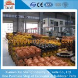 Earthmoving Excavator Dozer Undercarriage Spare Parts Track Roller Bottom Roller