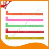 Entertainment Plastic Full Color Printing ID Wristbands (E8070-6)