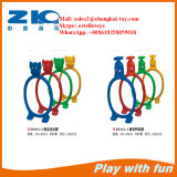 Plastic Drill Holes for Children Outdoor Play Fun
