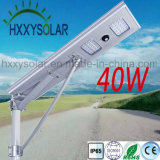 All in One LED Solar Street Light 40W