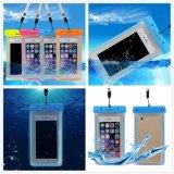 Clip Lock PVC Waterproof Diving Bag for iPhone / iPad