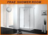 Hinge Enclosed Luxury Framed Shower Room