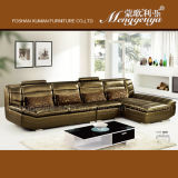 Wholesale Top Grain Leather Sofa (803)