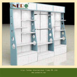 Wooden Floor Stand Display for Retail Store