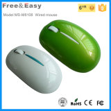 2015 Cheapest 3D USB Optical Wired Mouse