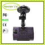 Dual Lens 2 Channel Car DVR with G-Sensor