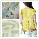 No MOQ Printed Polyester Chiffon for Ladies′ Fashion Fabric