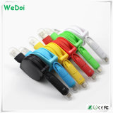 Wholesale Retractable USB Cable for iPhone & Android Phones (WY-CA05)