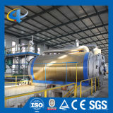 Waste Plastic Rubber Pyrolysis Oil Plant