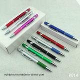 Bright Transparent Plastic Disposable Ballpoint Pen