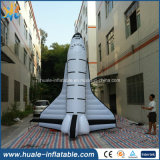 2016 High Quality Giant Plane Inflatable Model Advertisement for Adversiting