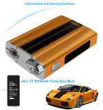 Joyetech Newest 5000mAh Super Car Design Temp Control Evic Vt Box Mod, Mechanical Mod
