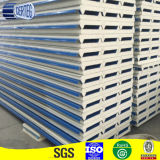 50mm Heat Insulation Board Corrugated PU Sandwich Roofing Board/Panel