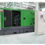 Water Cooled Diesel Silent Generator Set with Doosan Engine (320KW/400kVA)