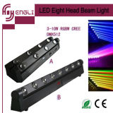 8PCS LED Beam Light of Stage Lighting (HL-053)