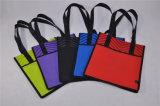Custom 80GSM Free Shipping Friendly Non Woven Fabric Non Woven Bag for Shopping (MECO215)