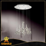 Nice Decorative Glass Crystal Ceiling Lamps (KAMX10112-4-550)