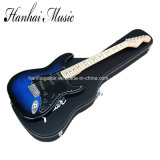 Hanhai Music / Blue St Style Electric Guitar with The Hardcase